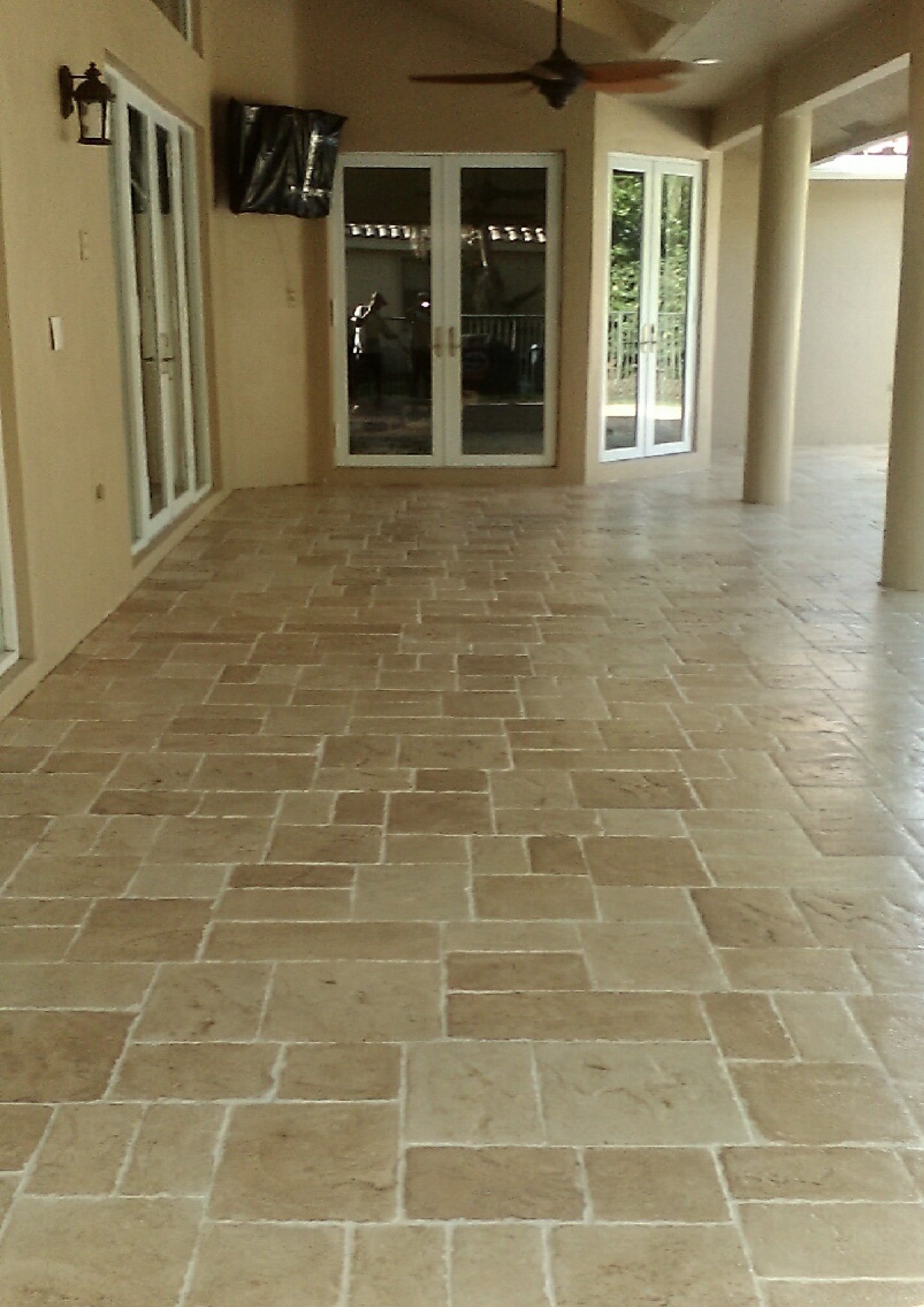 Top Rated Decorative Concrete Contractor In Broward And